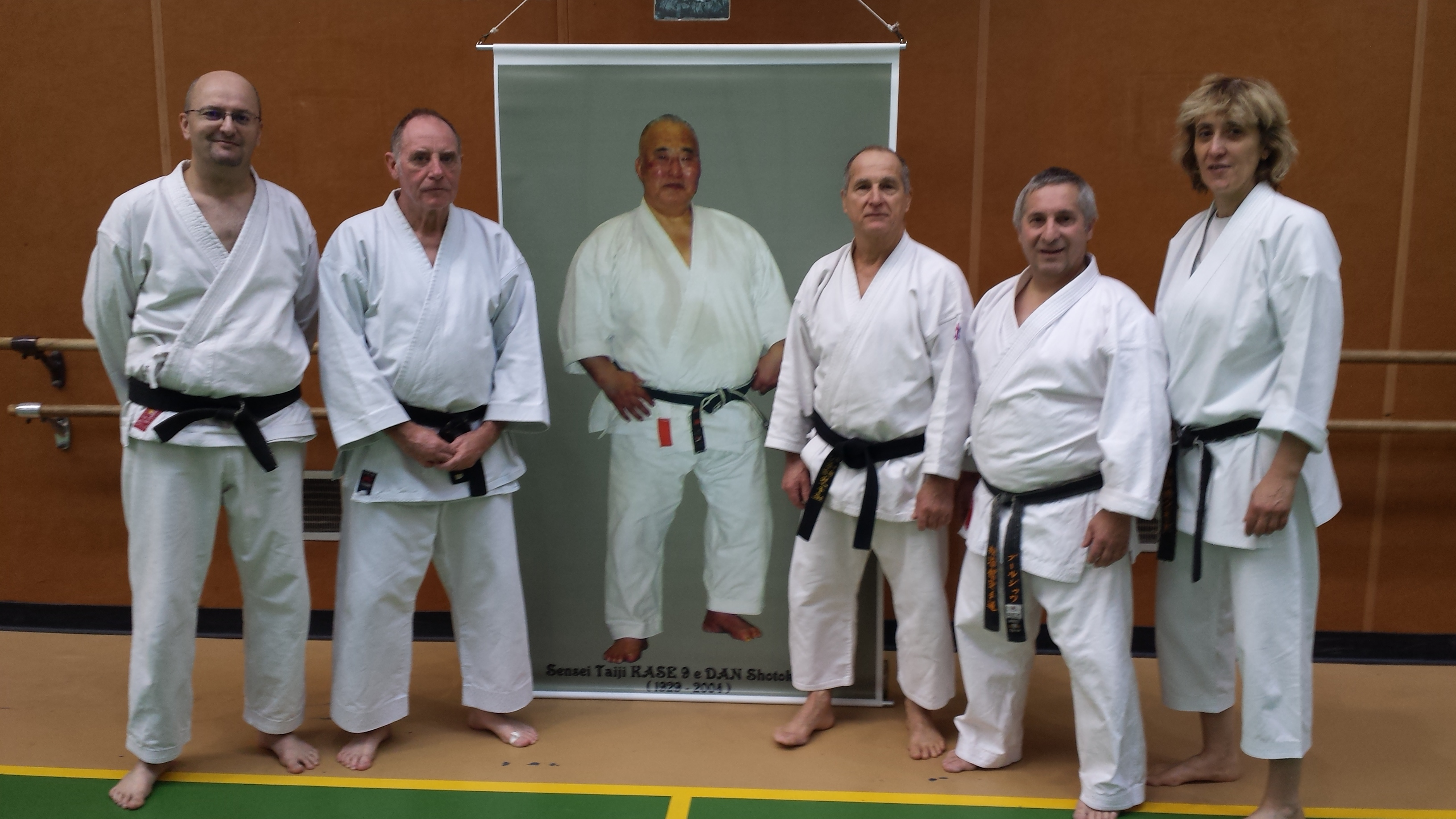 club karate paris 11